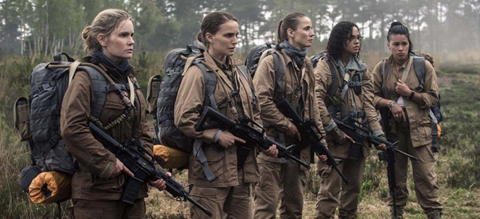 Review-Annihilation