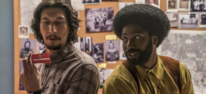 review-blackkklansman