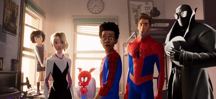 review-intothespiderverse
